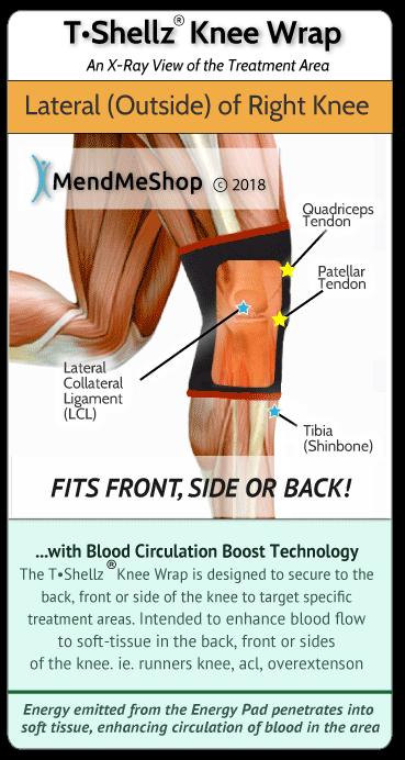 tshellz lateral knee soft tissue